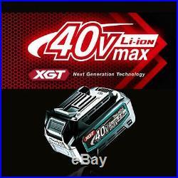 Makita TD001GZAP TD001G 40V Max XGT Impact Driver Purple Body Only