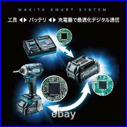 Makita TD001GZ TD001G 40V Max XGT Impact Driver Blue Body Only