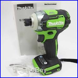 Makita TD170DZ impact driver lime TD170DZL 18V body only made in japan