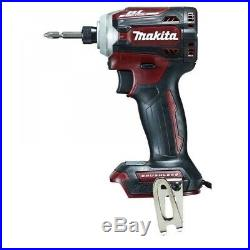 Makita TD171DZAR Impact Driver 18V 2018 Latest Model ONLY BODY A-Red Free Ship