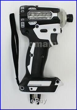 Makita TD171DZ Impact Driver TD171DZW White 18V Body Tool Only