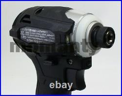 Makita TD172D Impact Driver TD172DZB Black 18V Body Tool Only