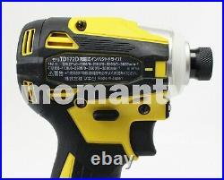 Makita TD172D Impact Driver TD172DZFY Fresh Yellow 18V Body Tool Only