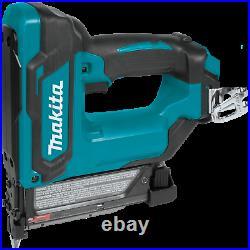 Makita TP03Z-R 12V max CXT LithiumIon Cordless Pin Nailer, 23 Ga, Tool Only