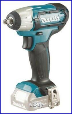Makita TW140DWAE 12V Max CXT Lithium Cordless 3/8 Impact Wrench 2 x 2.0ah