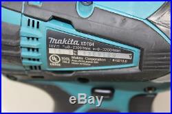 Makita Tools 18V LXT Lithium-Ion Cordless 2 Piece Combo Kit Drill Driver XT218MB