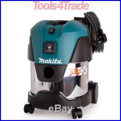 Makita VC2012L 110v Wet & Dry L-Class Dust Extractor Vacuum Cleaner 20L