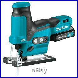 Makita VJ05Z 12-Volt 7/8-Inch Cordless Barrel Grip Jig Saw Bare Tool