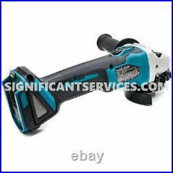 Makita XAG03Z 18V LXT Brushless Cordless 41/2 / 5 CutOff/Angle Grinder NEW