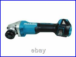 Makita XAG04Z 18V LXT Li-Ion Brushless Cordless 4-1/2-5 Cut-Off/ Angle Grinder
