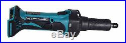 Makita XDG01Z 18V LXT Lithium-Ion Cordless 1/4 Die Grinder, Tool Only