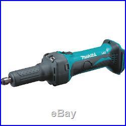 Makita XDG01Z 18-Volt 1/4-Inch Compact Barrel Grip Die Grinder, (Bare-Tool)