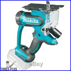Makita XDS01Z 18V LXT Li-Ion Cordless Cut-Out Saw with LEDs (Tool Only) New