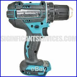 Makita XDT13Z 18V LXT Brushless 1/4 Impact XFD10Z 1/2 Cordless Drill Driver