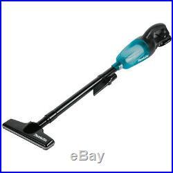 Makita XLC02R1B 18-Volt 1.3-Pint 2.0Ah LXT Lithium-Ion Cordless Vacuum Kit