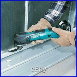 Makita XMT03Z 18V LXT Lithium-Ion Cordless Oscillating Multi-Tool TOOL ONLY