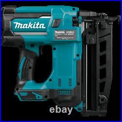 Makita XNB02Z-R 18V LXT LithiumIon Cordless 21/2 Straight Finish Nailer, 16