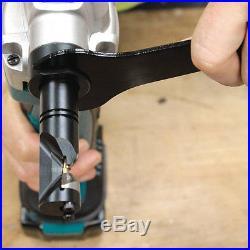 Makita XNJ01T 18-Volt 16-Gauge 5.0Ah Lithium-Ion Cordless Nibbler Kit