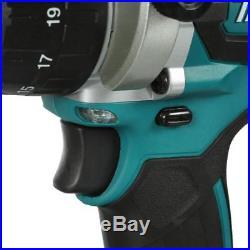 Makita XPH07M 18V LXT LiIon Brushless Cordless 1/2 Hammer DriverDrill Kit 4Ah
