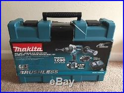 Makita XPH07M 18V Li-Ion 1/2 Cordless Drill/Driver