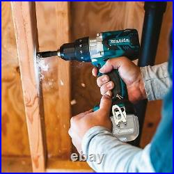 Makita XPH07Z 18V Brushless Lithium-Ion 1/2 Hammer Driver-Drill New with Handle