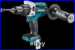 Makita XPH07Z 18V LXT LithiumIon Brushless Cordless 1/2 Hammer DriverDrill