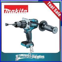 Makita XPH07 18V LXT Li-Ion Brushless Cordless 1/2 Hammer Driver-Drill