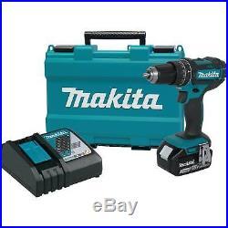 Makita XPH102 18V LXT Lithium Ion Cordless 1/2 Hammer Driver Drill Kit (3.0Ah)
