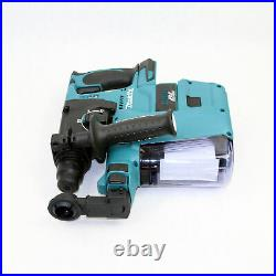 Makita XRH01ZVX 18V LXT Brushless 1-Inch SDS-PLUS Rotary Hammer with HEPA