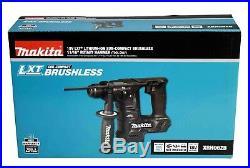 Makita XRH06ZB 18V LXT Li-ion BrushlessCordless 11/16 Rotary Hammer (Bare Tool)