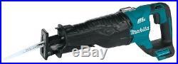 Makita XRJ05Z BL Brushless Reciprocating Saw 18V LXT Cordless NIB Retail