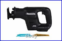 Makita XRJ07ZB 18V LXT Li-Ion Sub-Compact Cordless Reciprocating Saw