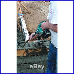 Makita XRV01Z 18-Volt 4-Feet 58-1/2-Inch Concrete Vibrator, (Bare-Tool)