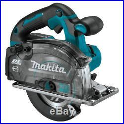Makita XSC04Z 18-Volt 5-7/8-Inch Brushless Cordless Metal Cutting Saw-Bare Tool