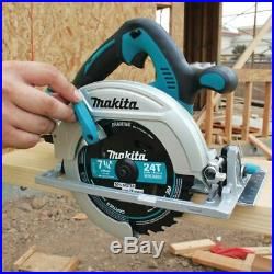 Makita XSH01Z 18V X2 LXT Li-Ion 36V Cordless 7-1/4 Circular Saw Tool