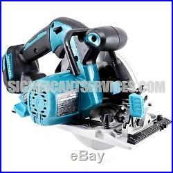 Makita XSH03Z 18V LXT Brushless 6-1/2 Cordless Circular Saw 5.0 Ah Battery Kit