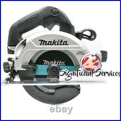 Makita XSH04ZB 18V LXT Brushless 6-1/2-inch Sub Compact Cordless Circular Saw