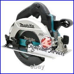 Makita XSH04Z 18V LXT Brushless 6-1/2 Cordless Circular Saw 3.0 Ah Batteries