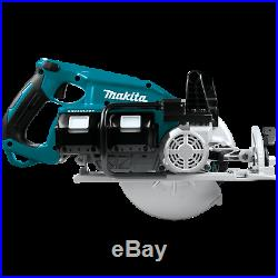 Makita XSR01PT 36V Brush-Cordless Rear Handle 71/4 Circular Saw Kit (5.0Ah)