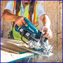Makita XSR01PT-R 18V X2 LXT LiIon (36V) BL 7-1/4 Rear Handle Circ Saw Kit