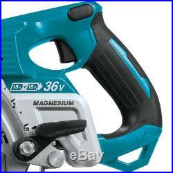 Makita XSR01Z 18V X2 (36V) Cordless Rear Handle 7-1/4-Inch Circular Saw