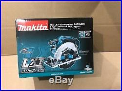 Makita XSS02Z Cordless Battery Circular Saw 18 Volt WithBlade 18V LXT 6 1/2 B/NEW