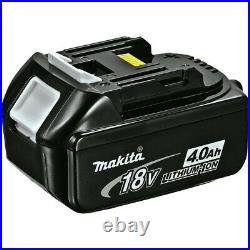 Makita XT218-R 18V LXT HammerDrill/ImpactDriver Combo Kit Certified Refurbished