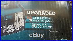 Makita XT248MB 18V Li-ion Hammer Drill/Driver+Impact Driver+ 2 Batt. +Charger NEW