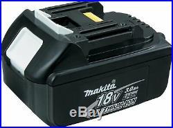 Makita XT248 18V LXT Lithium-Ion Brushless Cordless 2-Pc Combo Kit (REFURBISHED)