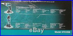 Makita XT255M 18V LXT Lithium-Ion Cordless Drywall Screwdriver, Cutout Tool Kit