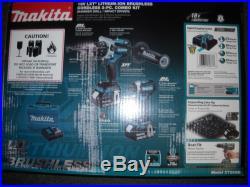 Makita XT268M 4.0Ah 18V LXT Lithium-Ion Brushless Cordless Hammer Drill Impact