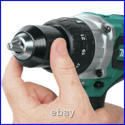Makita XT268T-R 18V LXT HammerDrill/ImpDriver Combo Kit Certified Refurbished