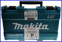 Makita XT269M 18V LXT Lithium-Ion Brushless Cordless 2-Pc. Kit (REFURBISHED)