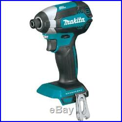 Makita XT269M-R Reconditioned 18V LXT Hammer Drill / Impact Driver 2-Tool Combo
